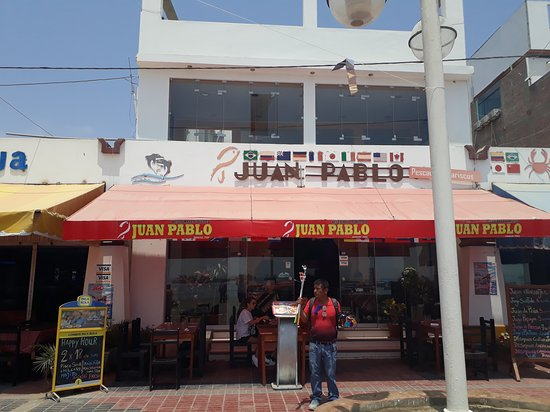 Best Restaurant In Paracas Peru