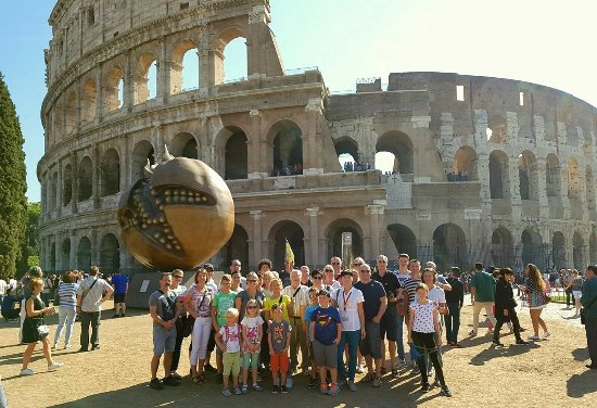 Civitatours: Second stop during the Panoramic Tour of Rome