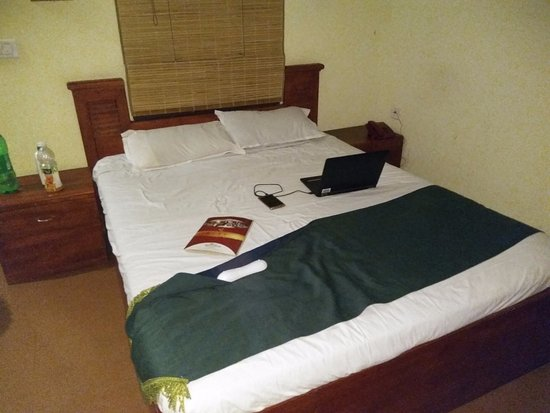 Rippon Mount Resorts: For thee person they provided this bed