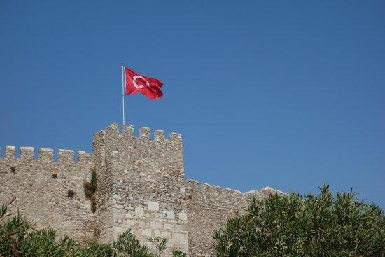 Ayasoluk Castle Photo