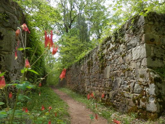 Catawba, Carolina del Sur: remains of locks