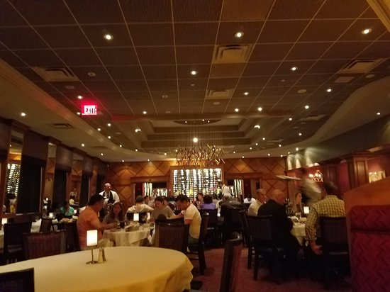 Ruth's Chris Steak House - W Sand Lake Rd, North Orlando, FL - Rated based on Reviews