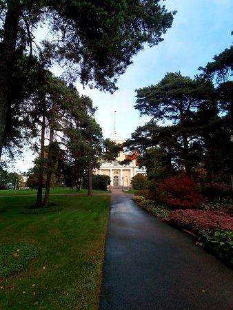 Kotka, Finland: Isopuisto Park