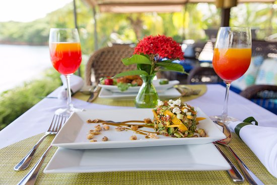 Petite Calivigny, Grenada: Salad