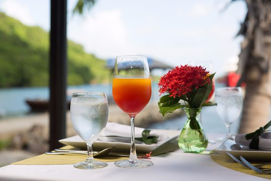 Petite Calivigny, Grenada: The Deck
