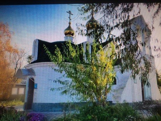 Церковь в честь иконы Матери Божьей Спорительницы хлебов