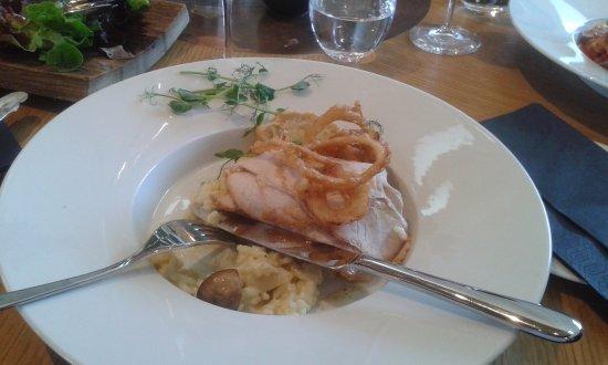 Simrishamn, Sweden: buon appetito!