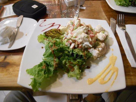 La Casona Restaurant: palta