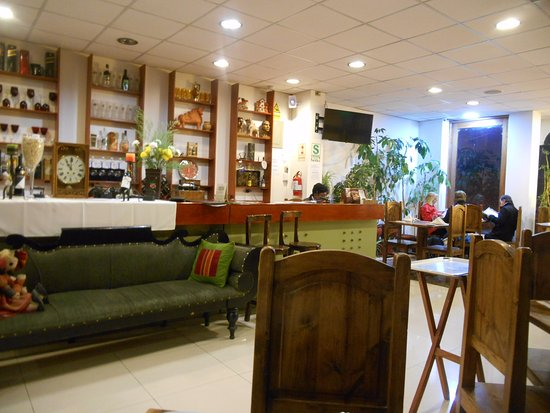 La Casona Restaurant: restaurant