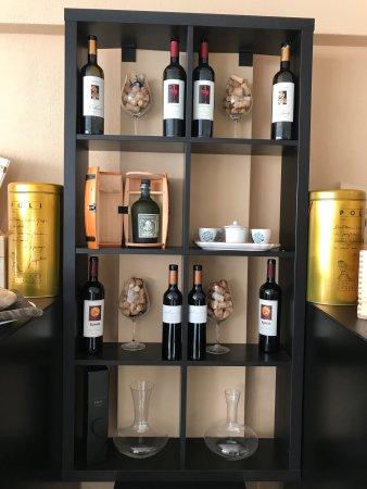 Faak am See, Østrig: Terra Sarda Ristorante Caffe Vinoteca