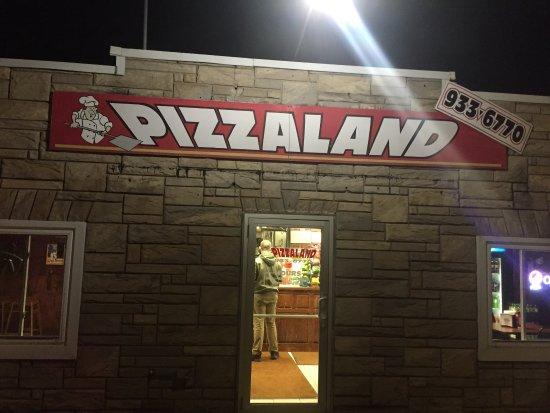 Portville, NY: Pizzaland