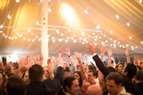 Cortlandt Manor, Estado de Nueva York: Wedding dance in the grand pavilion!