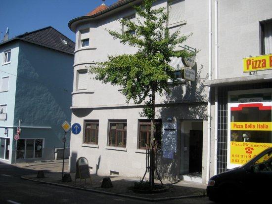 Pirmasens, Duitsland: Außenansicht