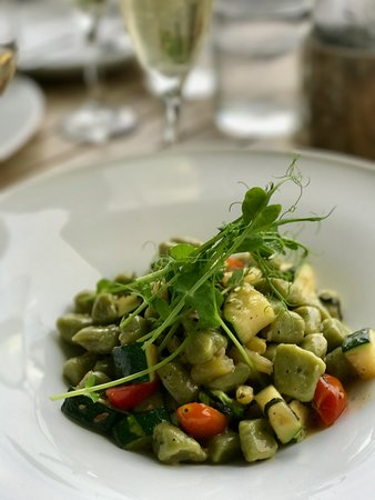 Windermere, Canada : Gnocchi - dinner menu