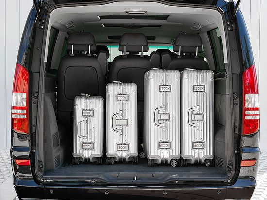 Vauxhall Vivaro 9 Seater Review >> Malaga Airport Taxi Interior Mercedes V Class Trunk - Picture of MalagaAirportTaxi, Malaga ...