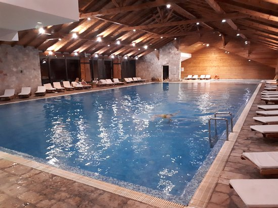Piscine Picture Of Bianca Resort Spa Kolasin Tripadvisor