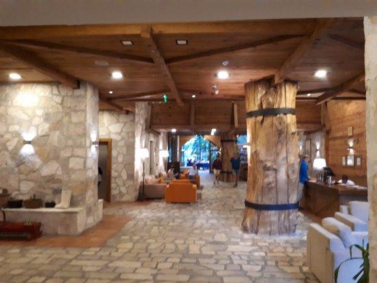 Bianca Resort & Spa: entrée