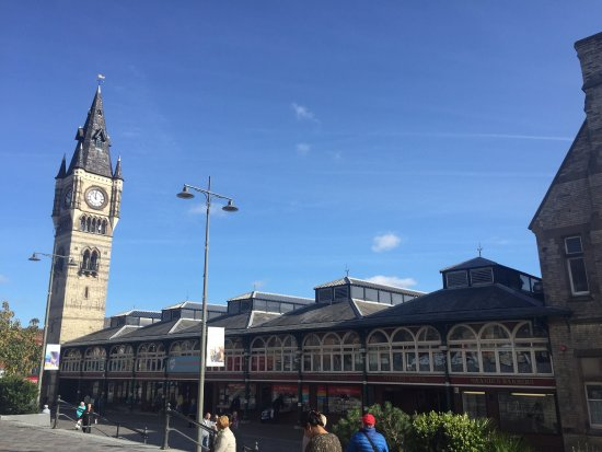 Market Hall and Clock Tower