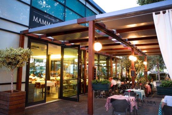 Mamma Mia Restaurant Terrace