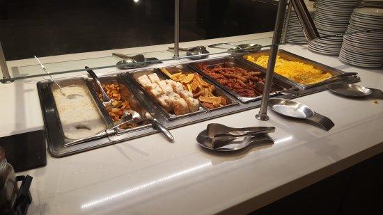 free breakfast buffet picture of embassy suites by hilton dallas rh tripadvisor ca breakfast buffet in dallas breakfast buffet dallas tx