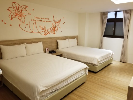 Season 5 Inn, Hotels in Luodong