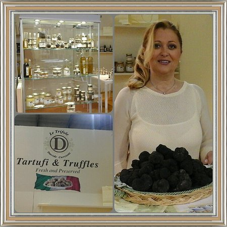 Tartufi di Acqualagna - Truffle Tasting and Shop