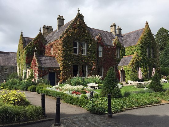 Glaslough, Ирландия: The Lodge at Castle Leslie