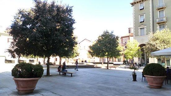 Legnano, Italie : Piazza San Magno