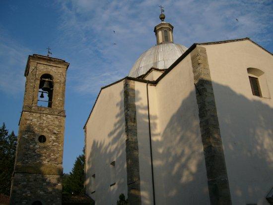 Pieve Santo Stefano, Italia: Santuario della Madonna dei Lumi