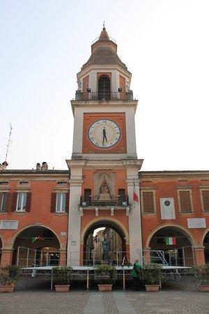 Sassuolo, Italy: Torre Civica