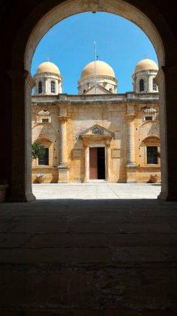 Holy Trinity Monastery (Agia Triada): Holy Trinity