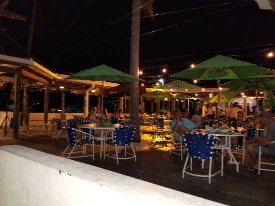 Sunset Grill at Little Harbor Foto