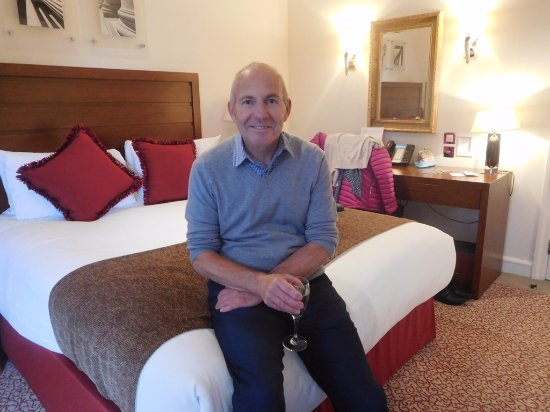 The Royal Horseguards: Cosy room