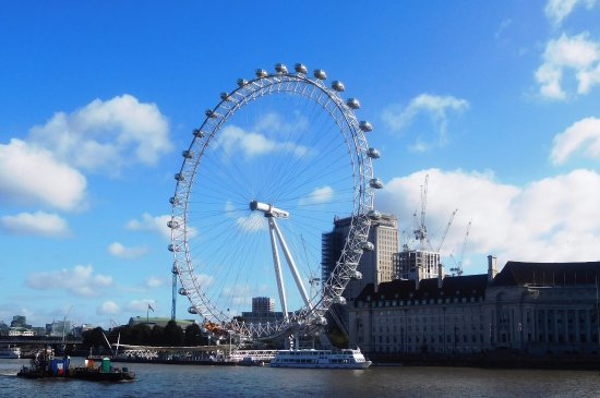 The Royal Horseguards: Worth booking the wheel before hand