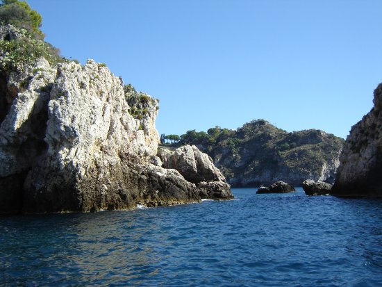 Taormina Diving Center: Crystal Blue Waters