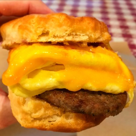 Cleveland, GA: Sausage Egg and Cheese