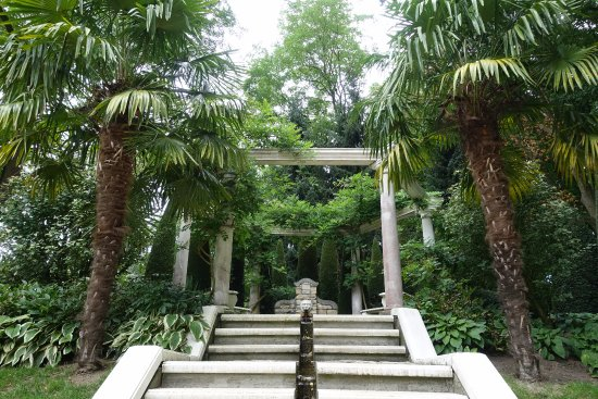 Arcen, Países Bajos: Italienischer Garten