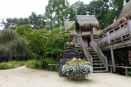 Arcen, Países Bajos: Asiatischer Garten