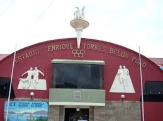 ‪Enrique Torres Belon Stadium‬