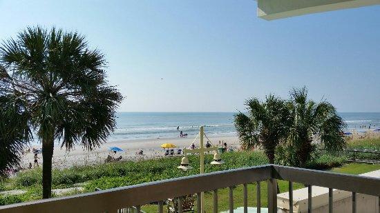 Ocean Dunes Resort & Villas : Balcony