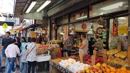 Chinatown: Veredas pintorescas.