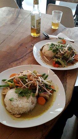 Vengo Die Gemusekuche: Asiatisches Curry + Gemüsecurry