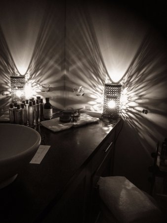 Little Horsted, UK: Spa treatment room