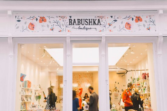 ‪Babushka Boutique‬