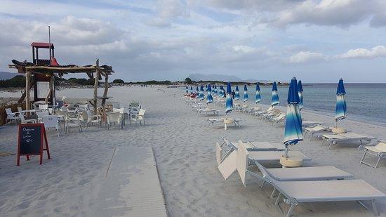 Macari, Włochy: Spiaggia dell' Isuledda