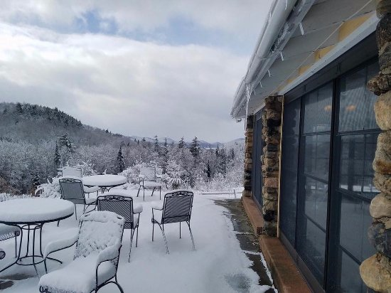 Speculator, NY: Winter View
