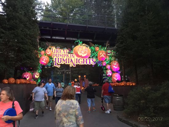 Halloween Celebration at Dollywood - Picture of Dollywood