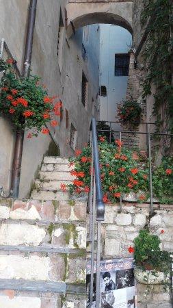 Spoleto, Italie : Casa Menotti