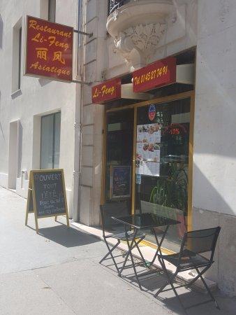 Li Feng Paris 16th Arr Passy Restaurant Reviews
