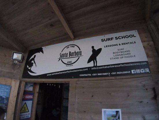 Ribeira Grande, โปรตุเกส: surfschool